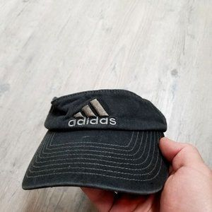 adidas Accessories - Adidas Twill Visor Hat. Brand New Condition!